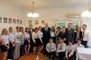 Визит делегации системы образования Санкт-Петербурга во главе с председателем Комитета по образованию Жанной Воробьевой в Будапешт (Венгрия)