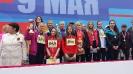 Победители районных и городских соревнований по легкой атлетике